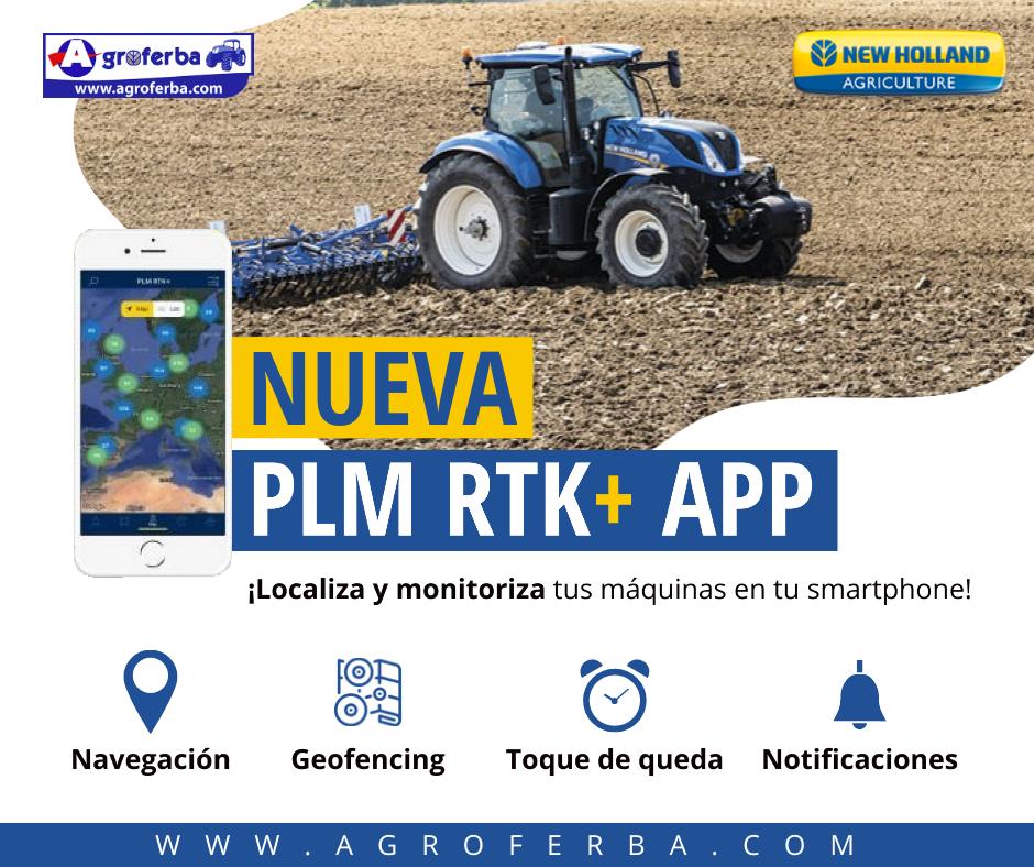 NUEVA APP PLM RTK+