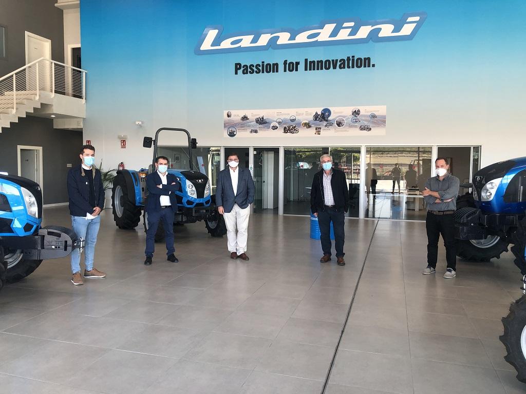 Agroisauto se incorpora a la red de concesionarios Landini. - 1