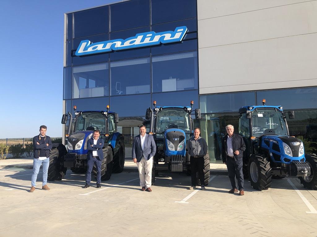 Agroisauto se incorpora a la red de concesionarios Landini. - 0