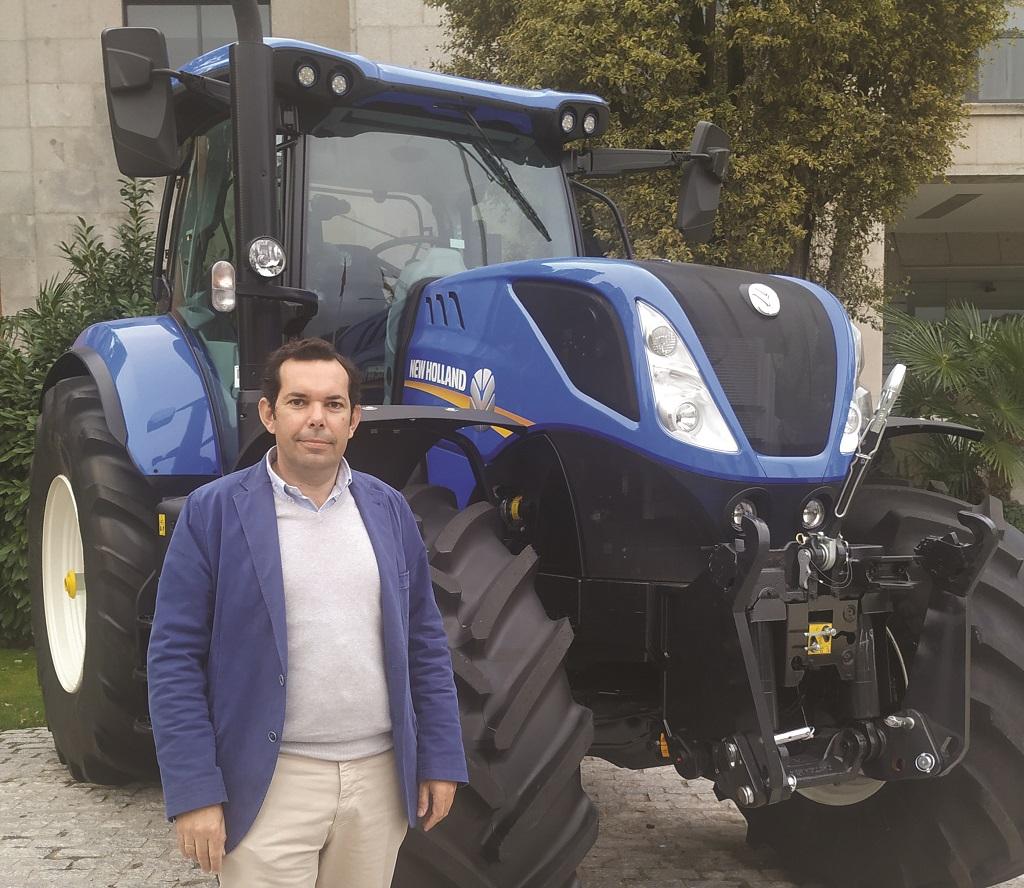 Alfonso Lorenzi, nuevo director de marketing New Holland España y Portugal.