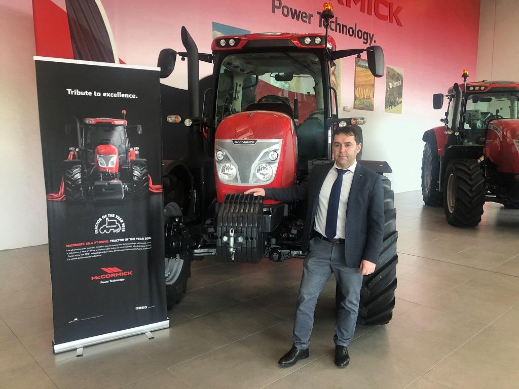 Argo Tractors apuesta por el mercado portugués  de la mano de Argo Tractors Ibérica  - 1