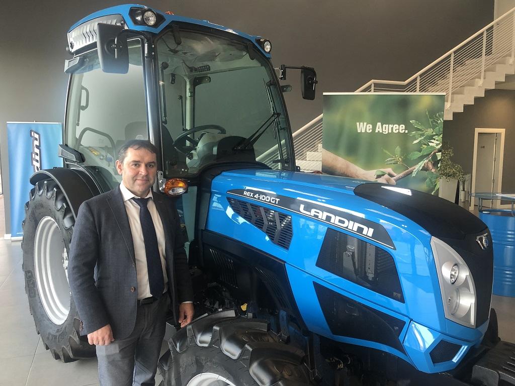 Argo Tractors apuesta por el mercado portugués  de la mano de Argo Tractors Ibérica  - 0