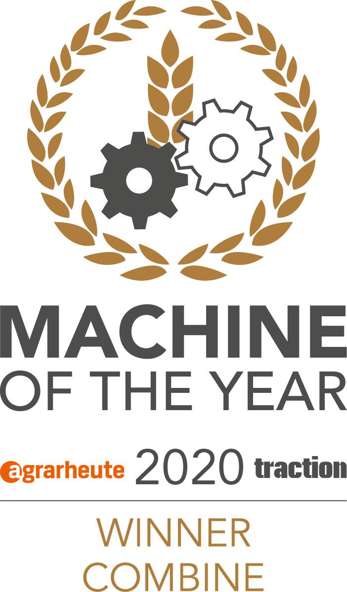 CLAAS recibe múltiples premios por la Máquina del Año 2020
