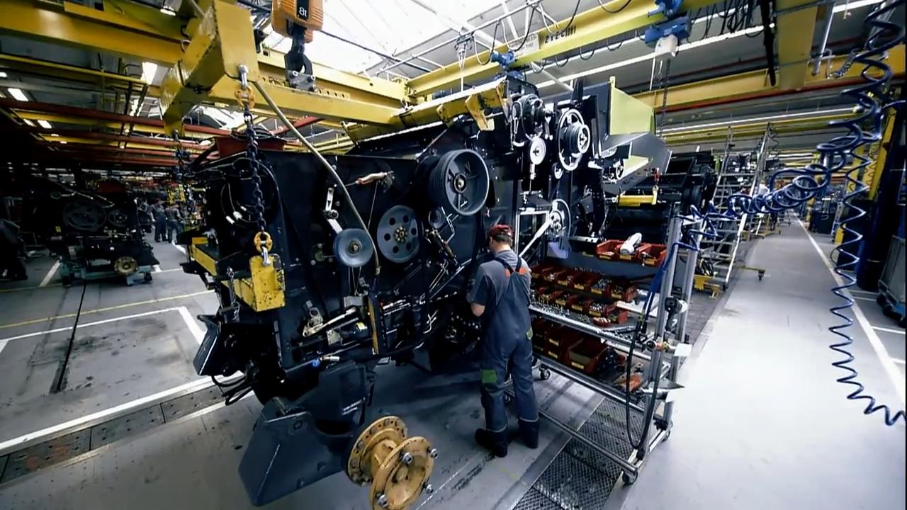 CLAAS reduce la producción en serie en Harsewinkel de manera controlada - 1