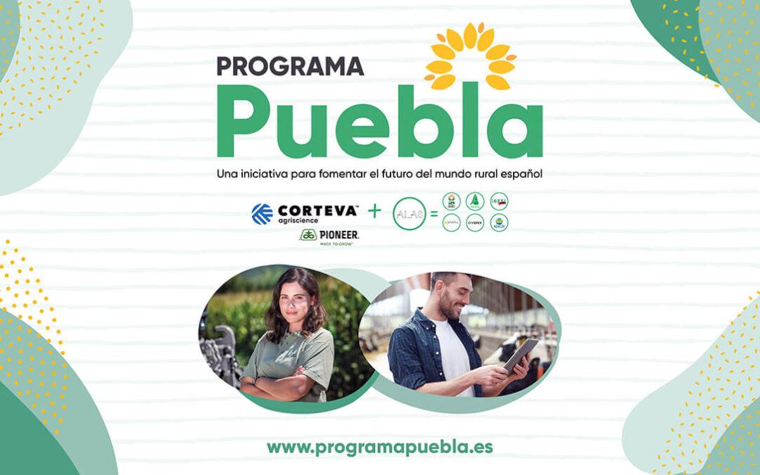 Corteva Agriscience y ALAS Agricultura presentan el Programa Puebla, una iniciativa para fomentar el futuro del entorno rural en España - 0