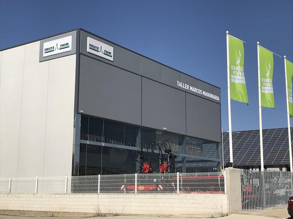 Deutz-Fahr anuncia el nombramiento de su nueva concesión en Palencia
