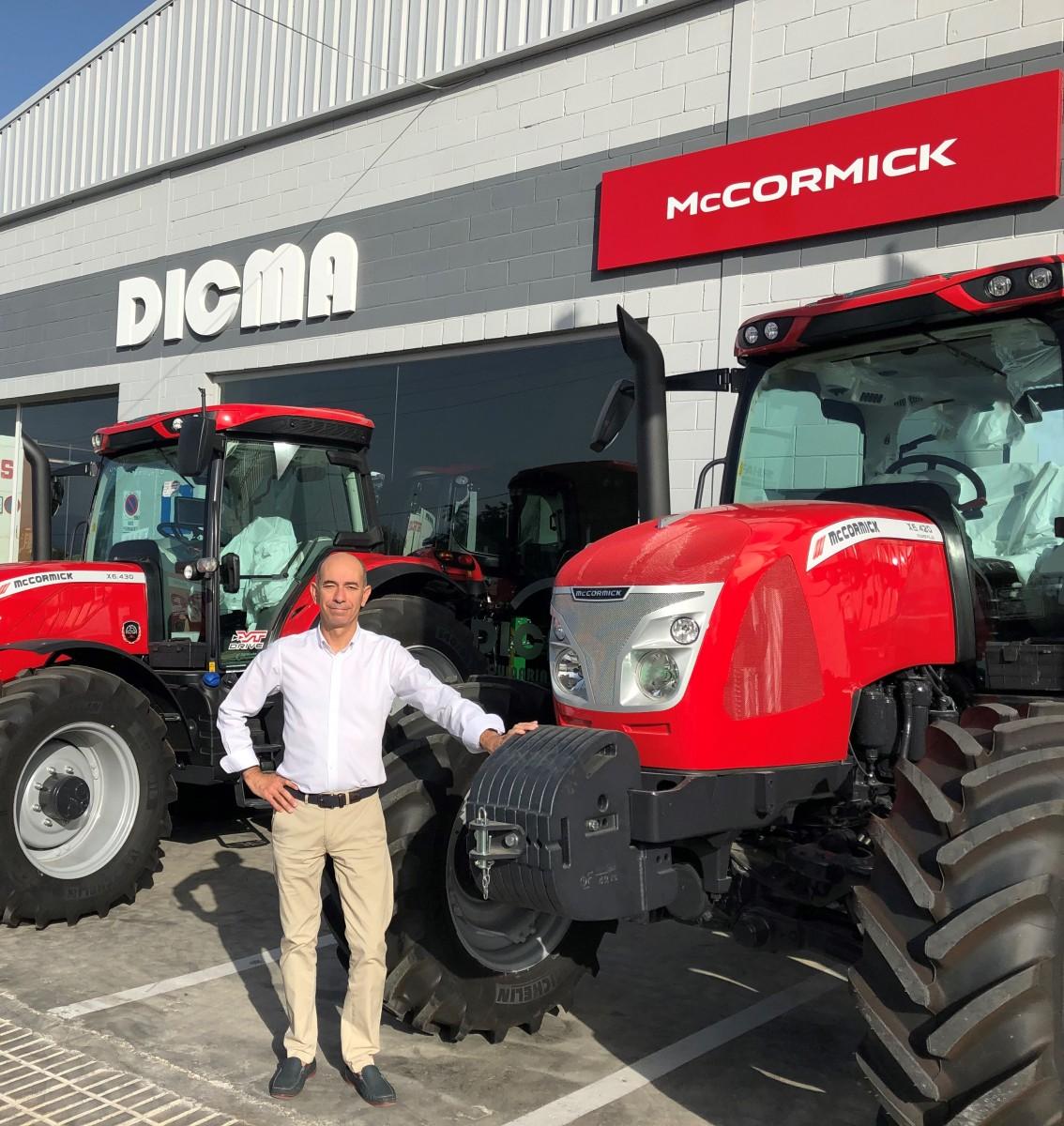 DICMA MAQUINARIA AGRICOLA, nuevo concesionario Landini y McCormick - 0