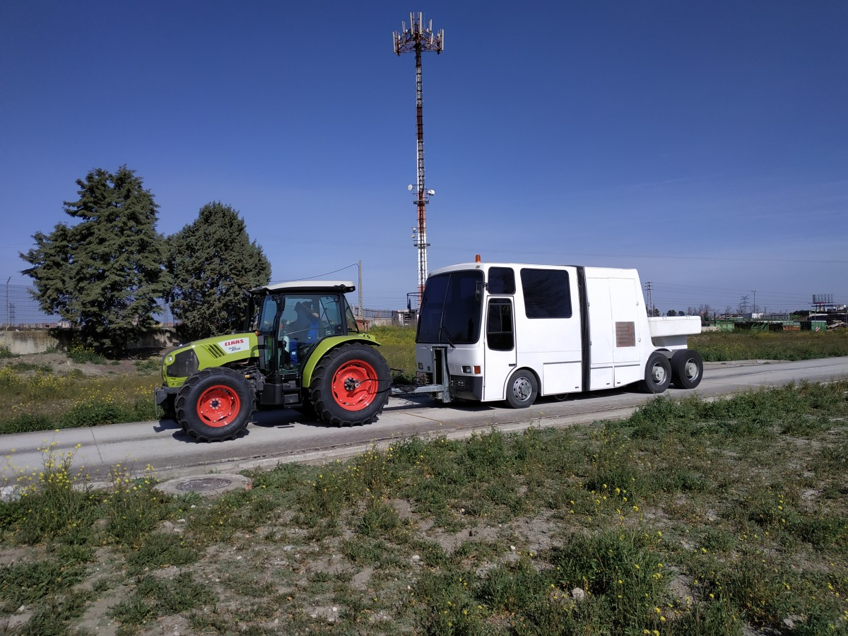 El Consejo de Ministros aprueba la normativa para la caracterización de la maquinaria agrícola y su inscripción en el Registro Oficial - 2