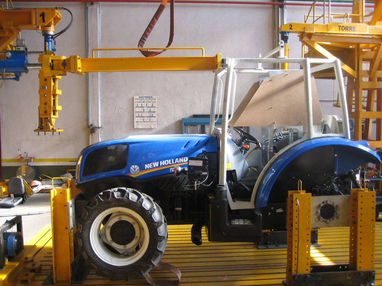 El Consejo de Ministros aprueba la normativa para la caracterización de la maquinaria agrícola y su inscripción en el Registro Oficial - 1