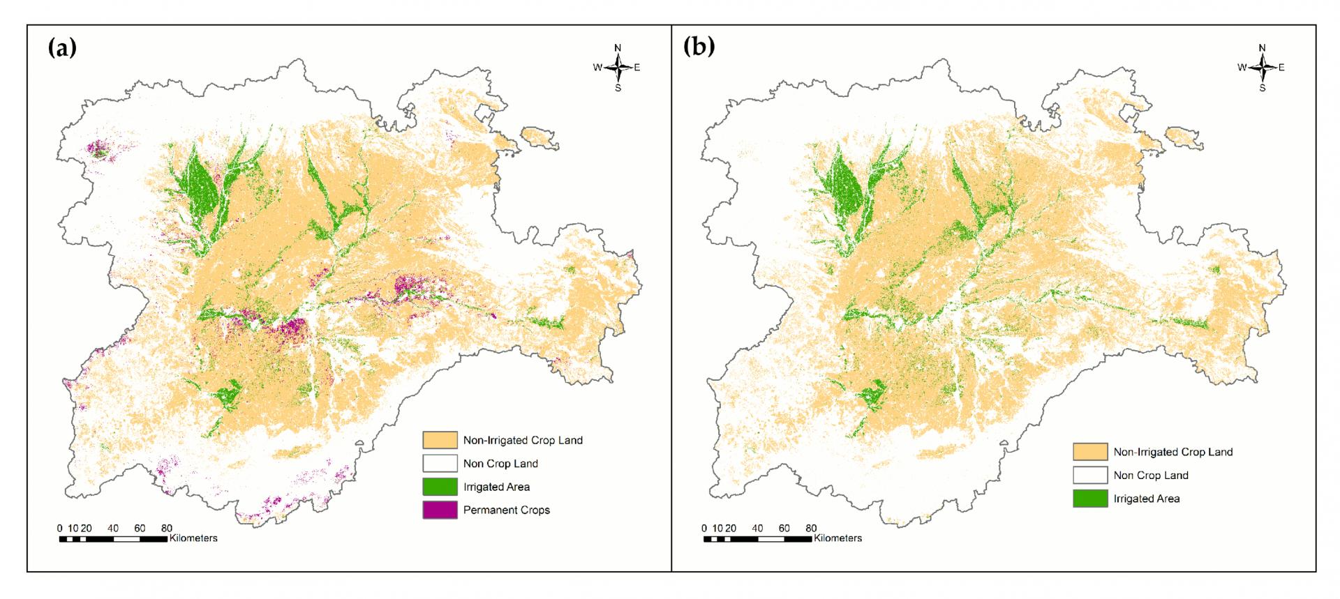 El ITACYL publica la versión definitiva de 2021 del Mapa de cultivos de Castilla y León - 1