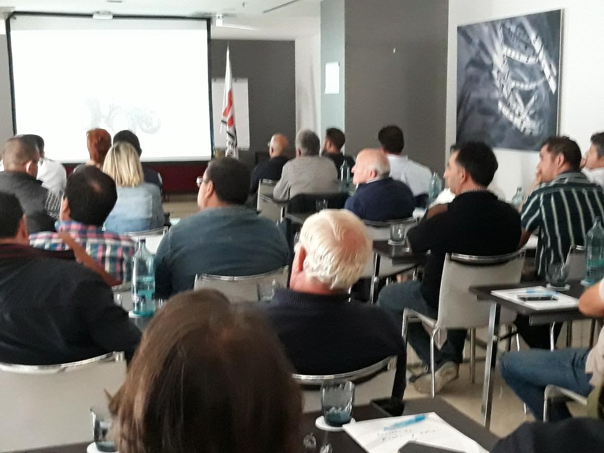 ENCUENTRO 2019 DE LOS CONCESIONARIOS DE LA RED DE CATRON INTERNACIONAL EN VALENCIA. - 1