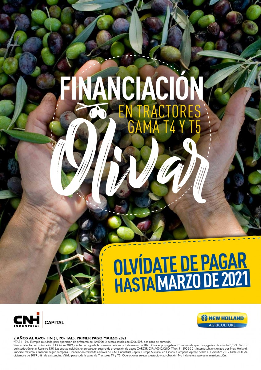 FINANCIACIÓN ESPECIAL OLIVAR