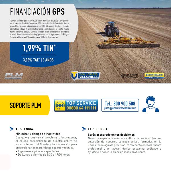 PLM - ES EL MOMENTO DE LA AGRICULTURA DE PRECISIÓN