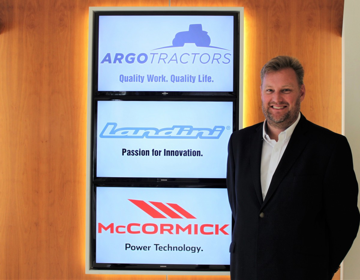 Heydenrych nombrado nuevo director de Argo Industrial Pty S.A. - 0