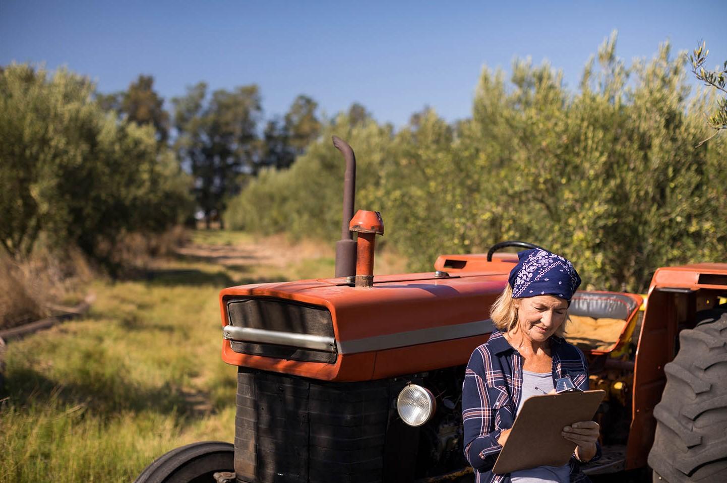 Impulso a la igualdad de las mujeres en las explotaciones agrarias - 0