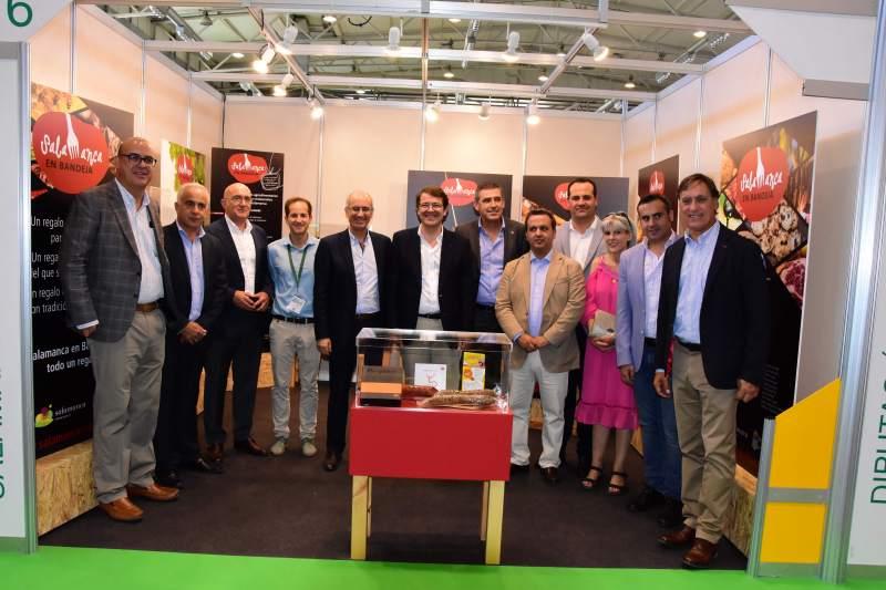 Inaguración de la Feria del Sector Agropecuario y la 31 Exposición Internacional de Ganado Puro, Salamaq 19 - 4
