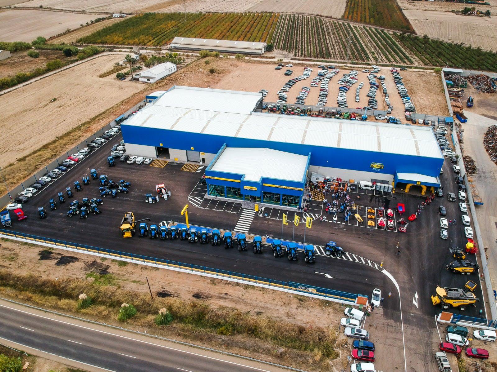 Inauguración nuevas instalaciones de Agrivisa en Villanueva de la Serena (Badajoz) - 1