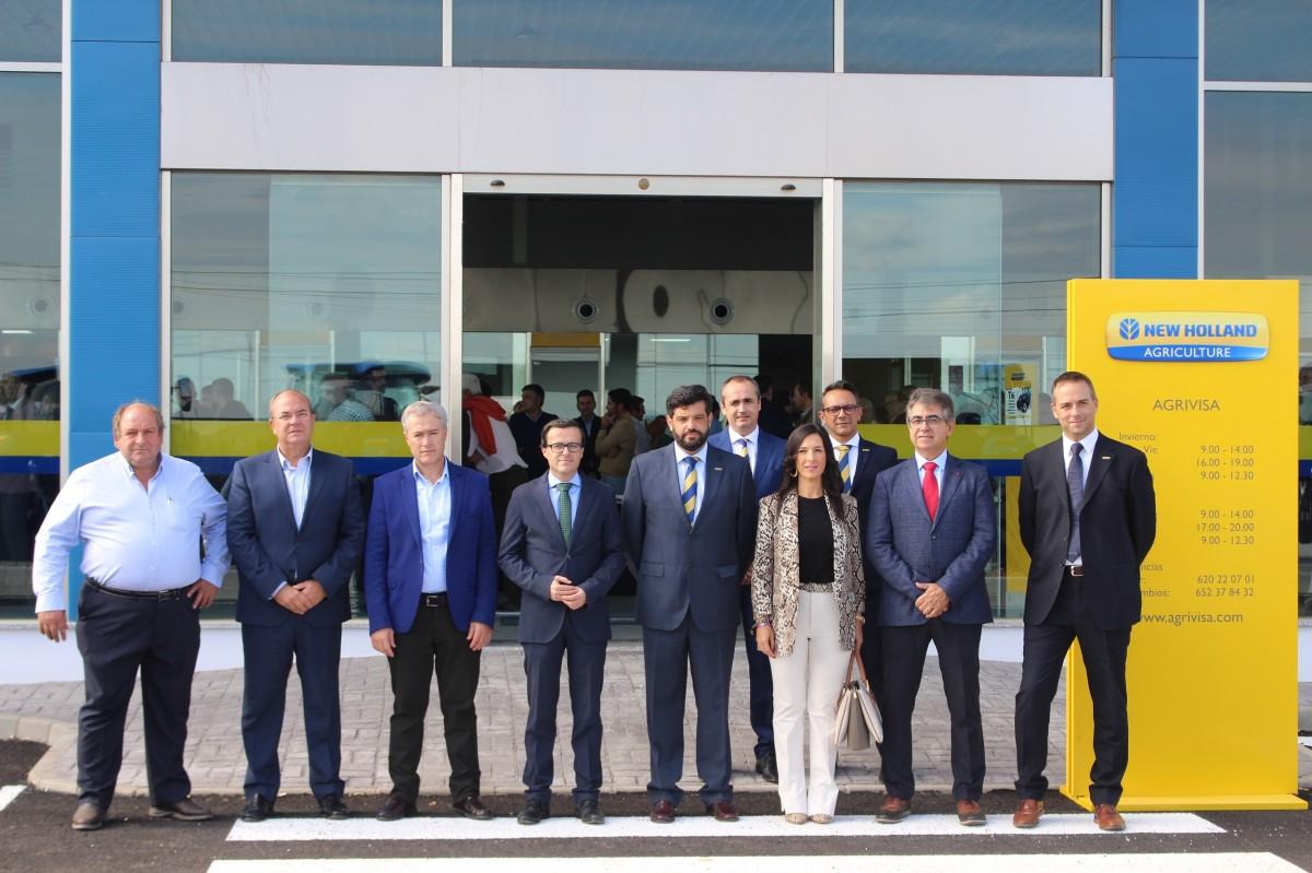 Inauguración nuevas instalaciones de Agrivisa en Villanueva de la Serena (Badajoz) - 3