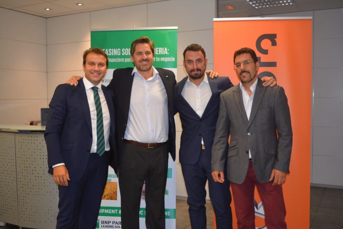 Kubota España y BNP Paribas Leasing Solutions llegan a un acuerdo para sacar el primer programa de renting con mantenimiento.  - 0