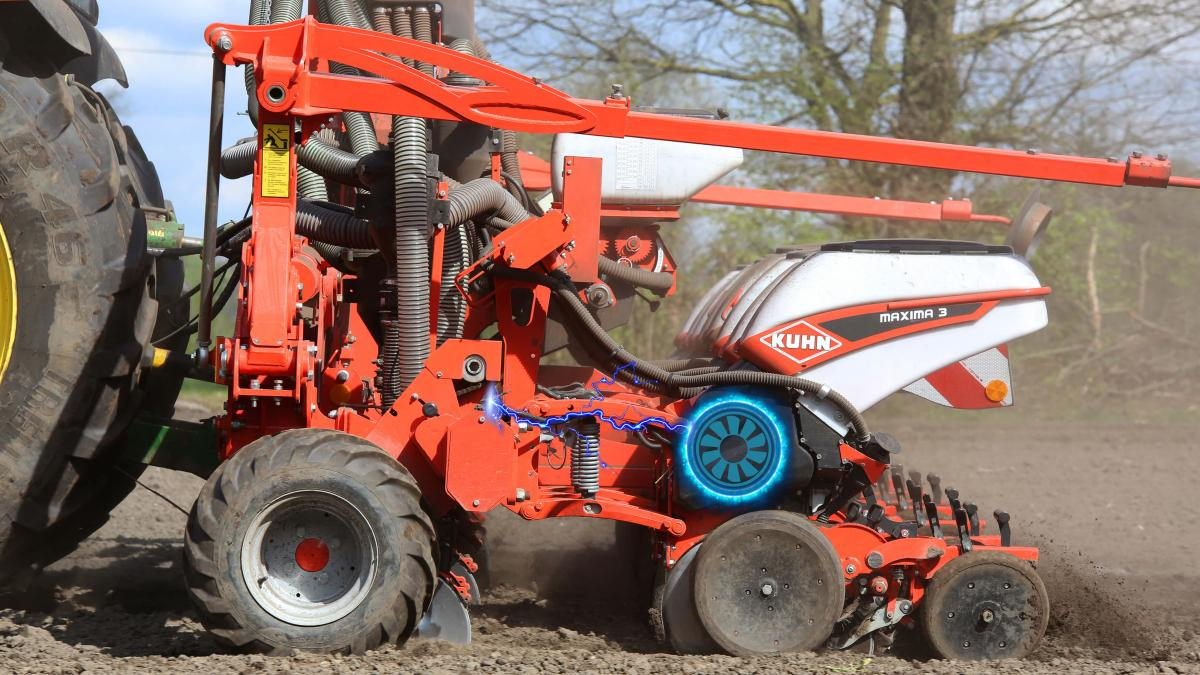 Kuhn Maxima 3, la sembradora monograno personalizable para cada agricultor - 0