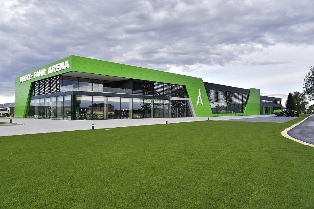 La marca Deutz-Fahr alcanza la tercera posición en ventas de tractores agrícolas en España.