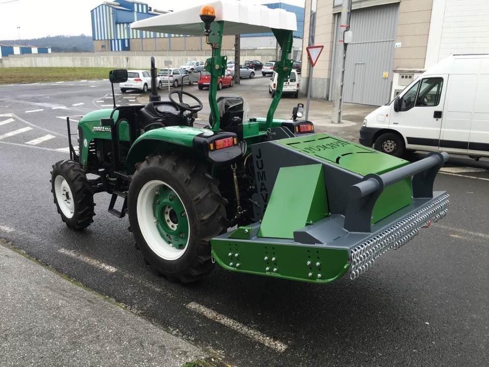 La venta de maquinaria agrícola cae un 14,2% en 2019 como reflejo de la situación de crisis que vive el sector - 0