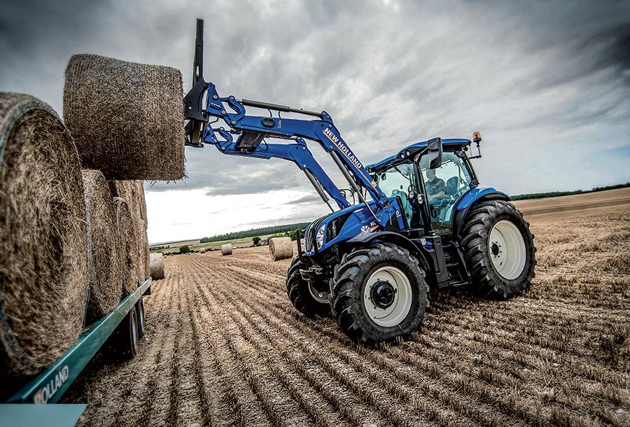 La venta de tractores nuevos roza las 5.000 unidades (+23 %) hasta mayo - 0
