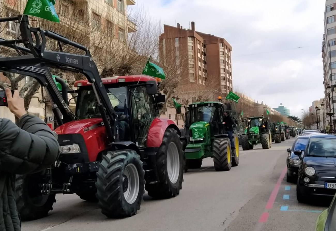 Las CCAA hacen un frente común en defensa de las protestas de los agricultores y ganaderos ante el Gobierno - 0