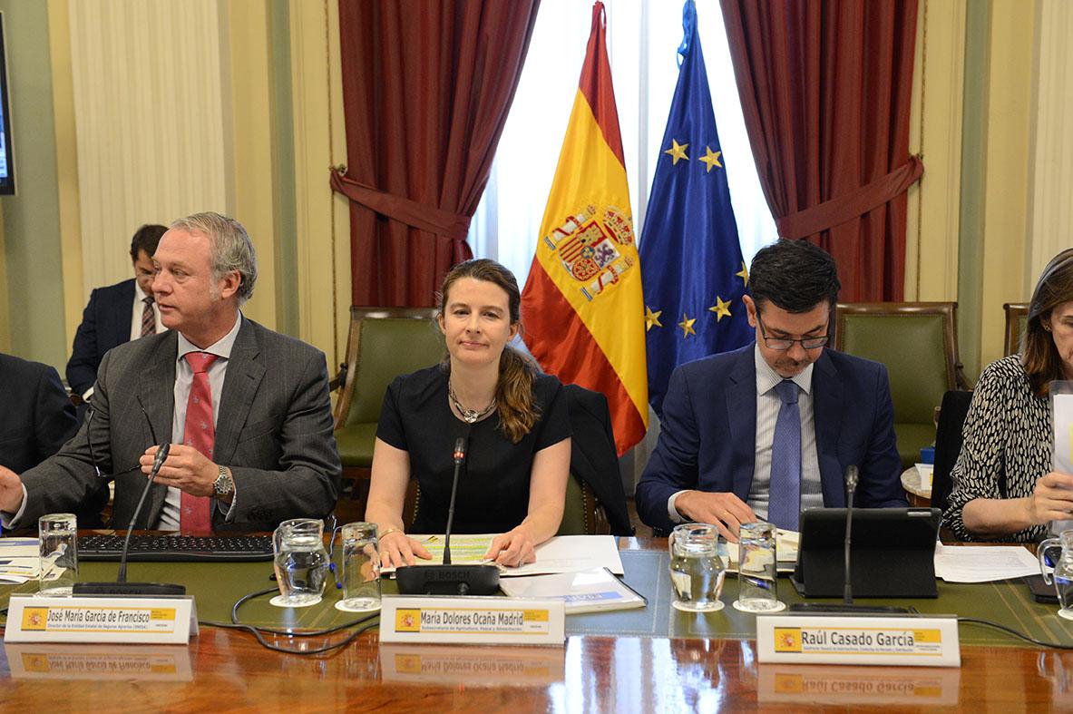 Las indemnizaciones del seguro agrario por sequía en el cereal superarán los 100 millones de euros esta campaña - 0