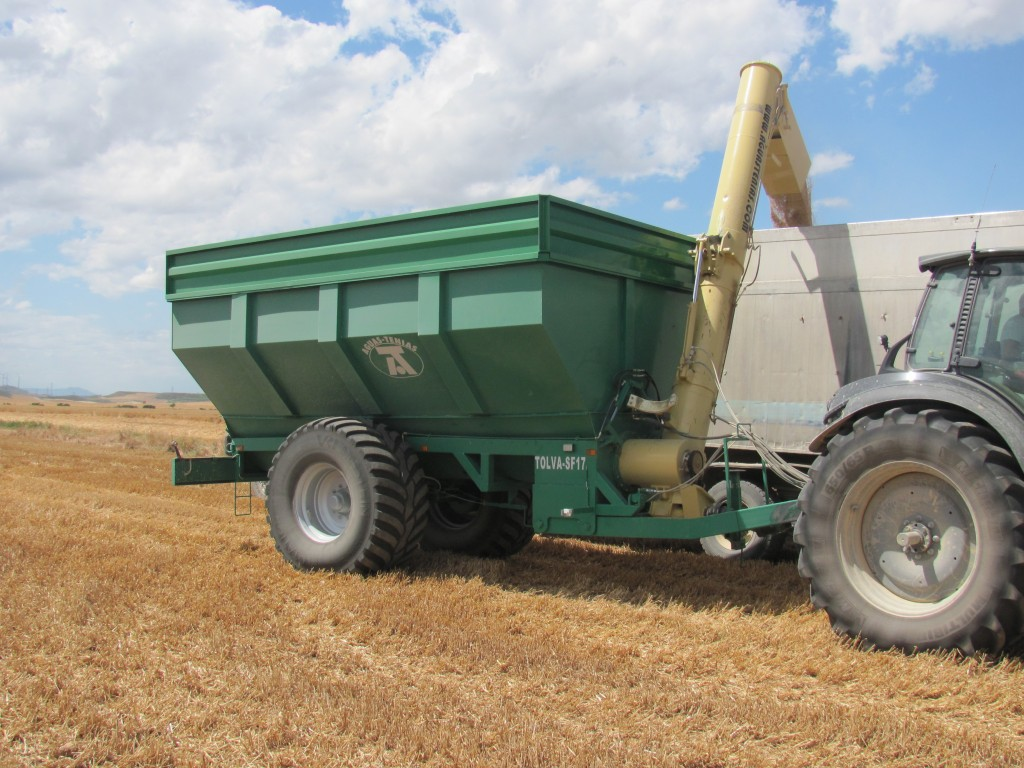 Los precios de los principales cereales han seguido al alza y marcan nuevos máximos a la espera de acontecimientos