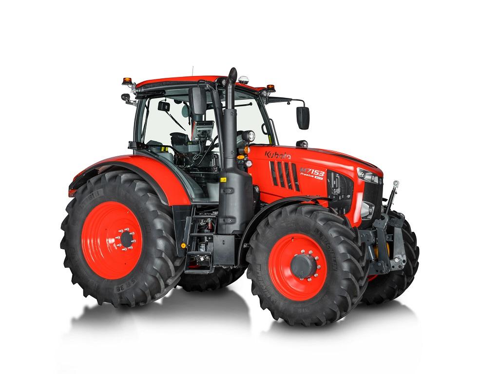 Los tractores e implementos TIM de Kubota recibirán la certificación AEF - 1