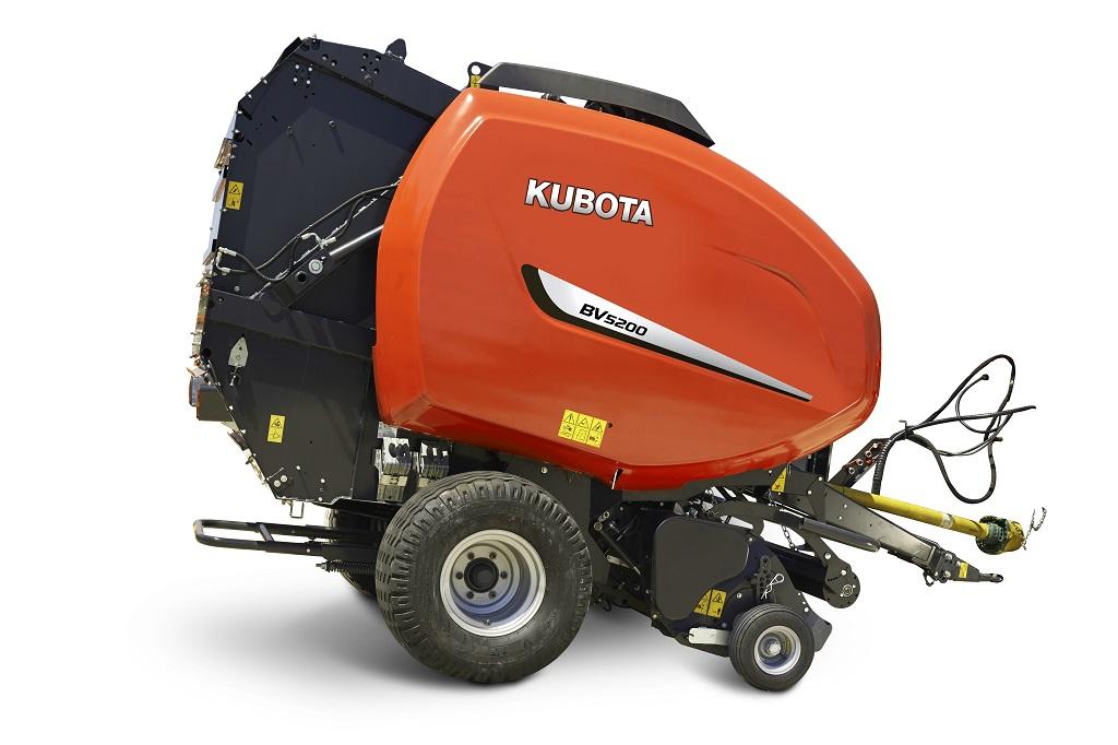 Los tractores e implementos TIM de Kubota recibirán la certificación AEF - 0