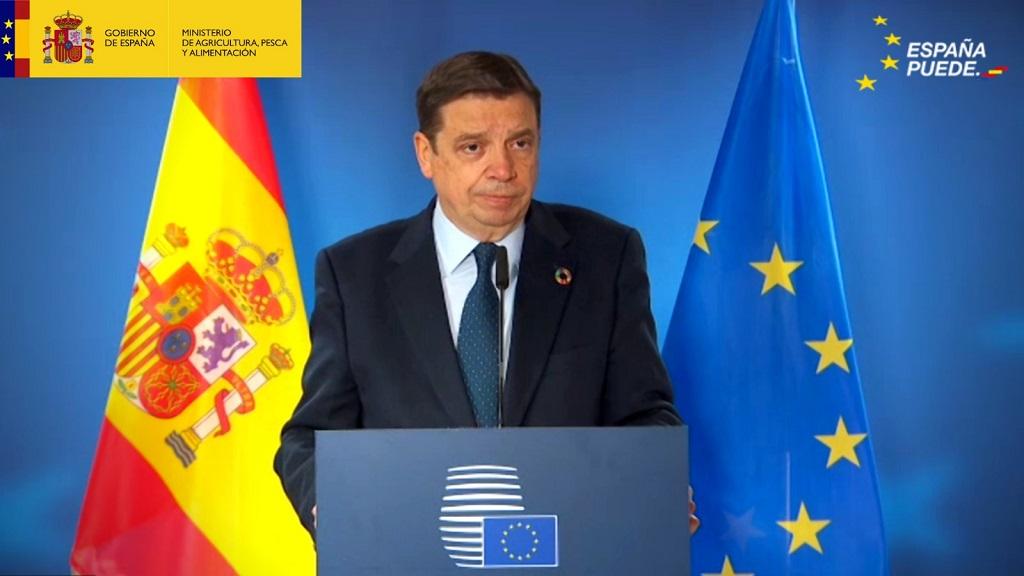Luis Planas: La UE debe prestar atención preferente a las zonas rurales además de la PAC