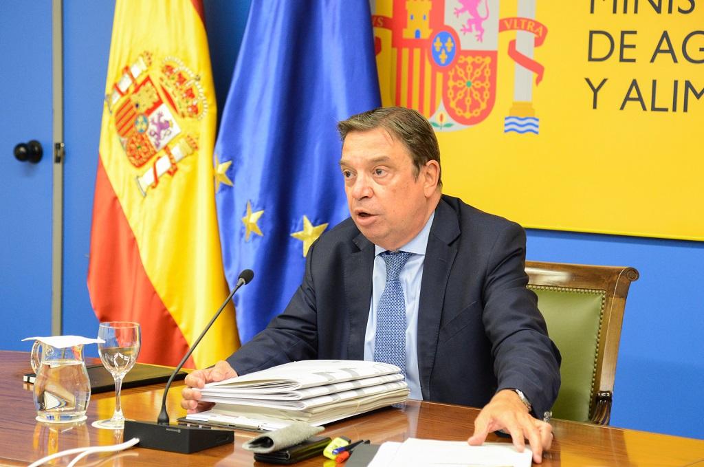 Luis Planas y las CC.AA. acuerdan la posición que defenderá España en la recta final de la negociación de la PAC - 1