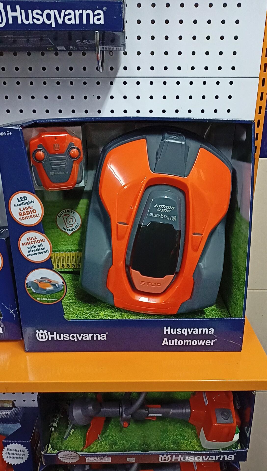 maquinaria de juguete para los más pequeños