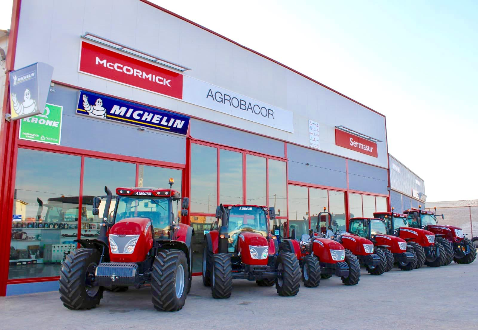 McCormick presenta a Sermasur, nuevo concesionario McCormick en Córdoba - 2