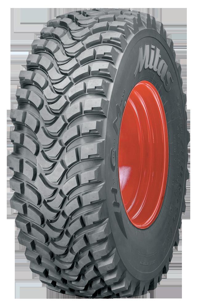 Mitas amplía su gama de neumáticos universales de alta capacidad para uso en todas las estaciones. - 0