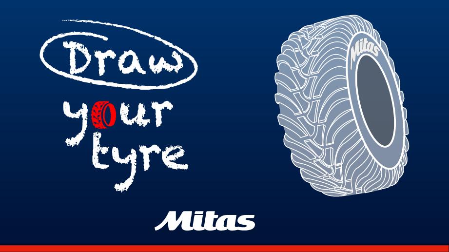 Mitas lanza el desafío Draw Your Tyre - 0