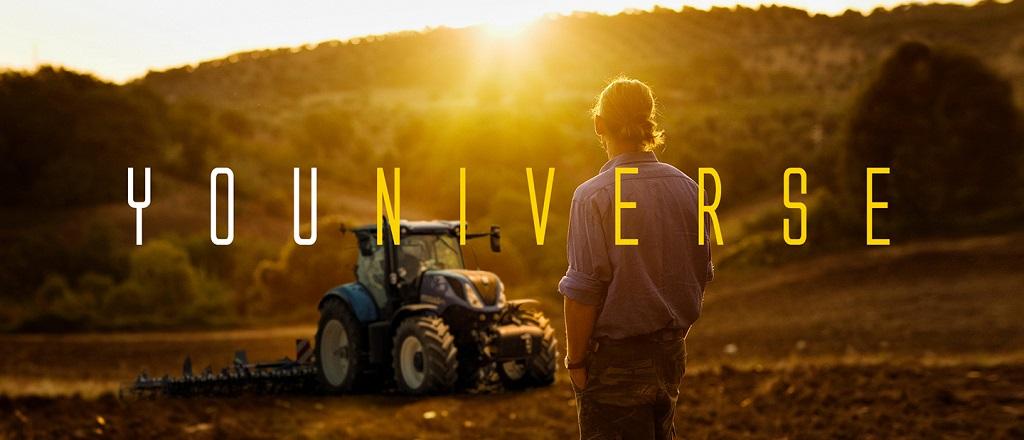 New Holland Agriculture ampliará la feria digital YOUNIVERSE una semana más.