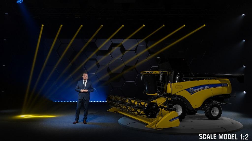 New Holland Agriculture define su estrategia para 2021 en su rueda de prensa europea virtual.