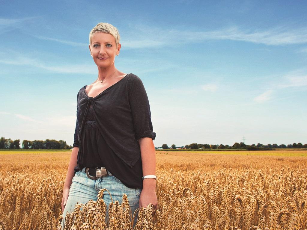 New Holland celebra el papel fundamental de las mujeres en la agricultura en el Día de las Mujeres Rurales - 1