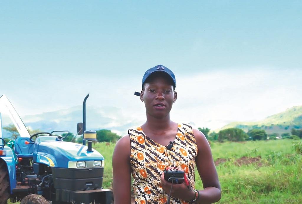 New Holland celebra el papel fundamental de las mujeres en la agricultura en el Día de las Mujeres Rurales - 4