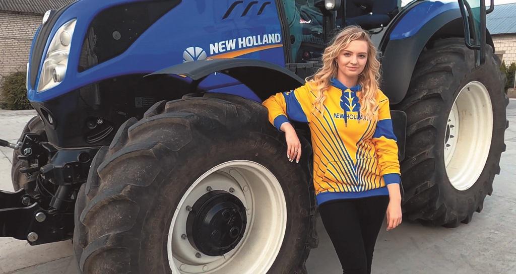 New Holland celebra el papel fundamental de las mujeres en la agricultura en el Día de las Mujeres Rurales - 3