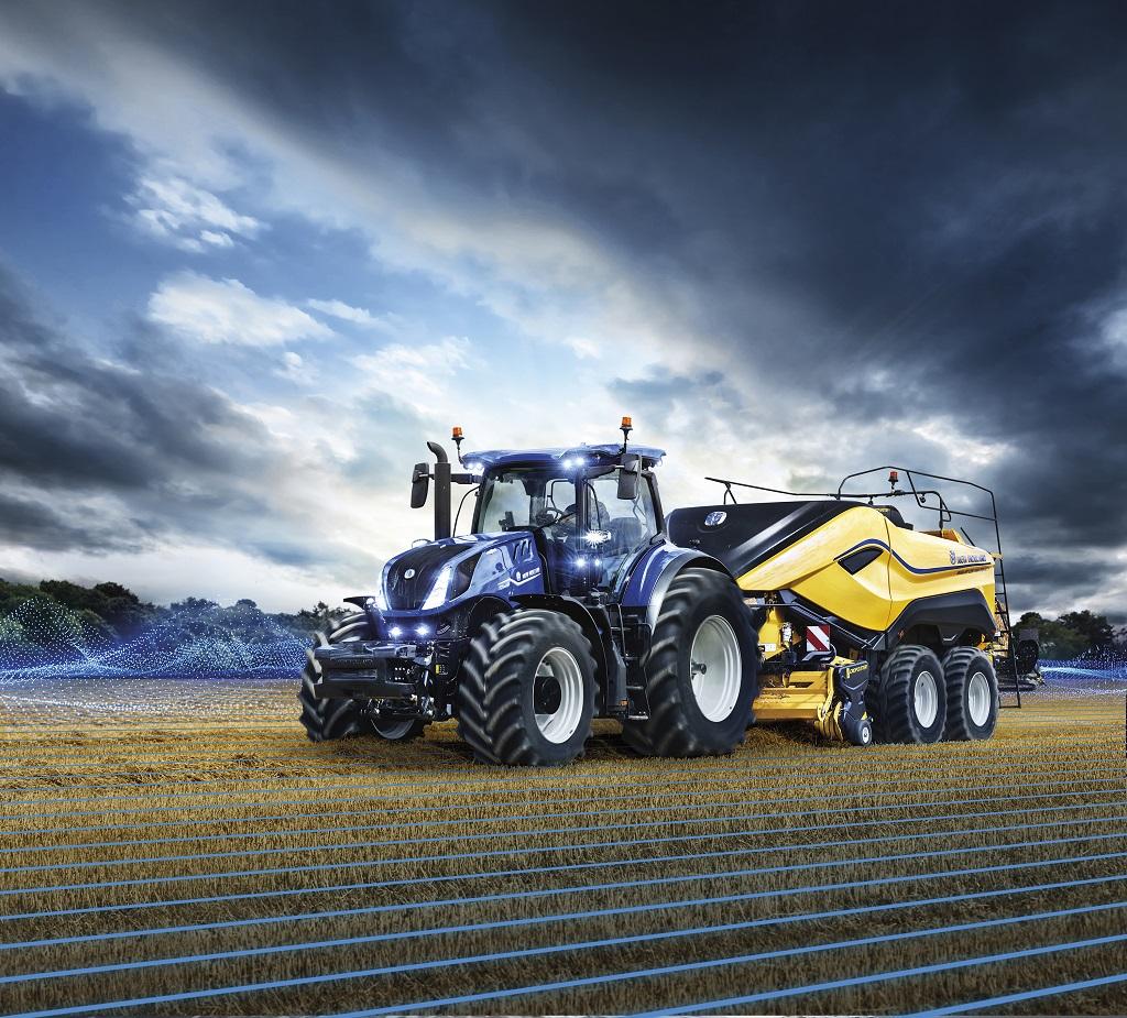 New Holland lanza el nuevo T7 Heavy Duty en el evento INTELLIGENT FARMING ALL_WAYS