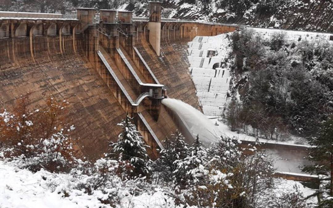 No todo son malas noticias: Filomena asegurará los envíos de agua desde la cabecera del Tajo al Segura hasta primavera - 0