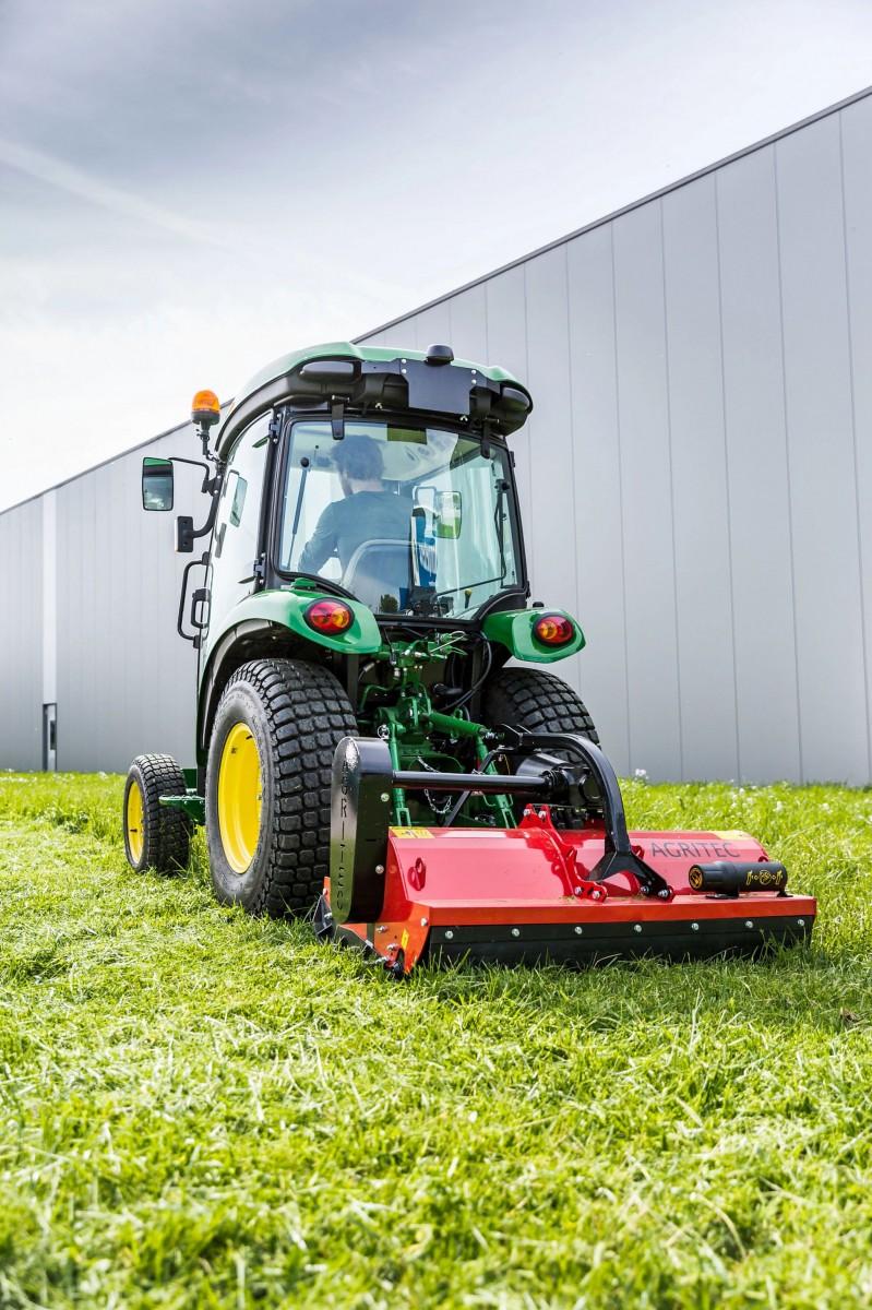 Novedades en tractores compactos de John Deere