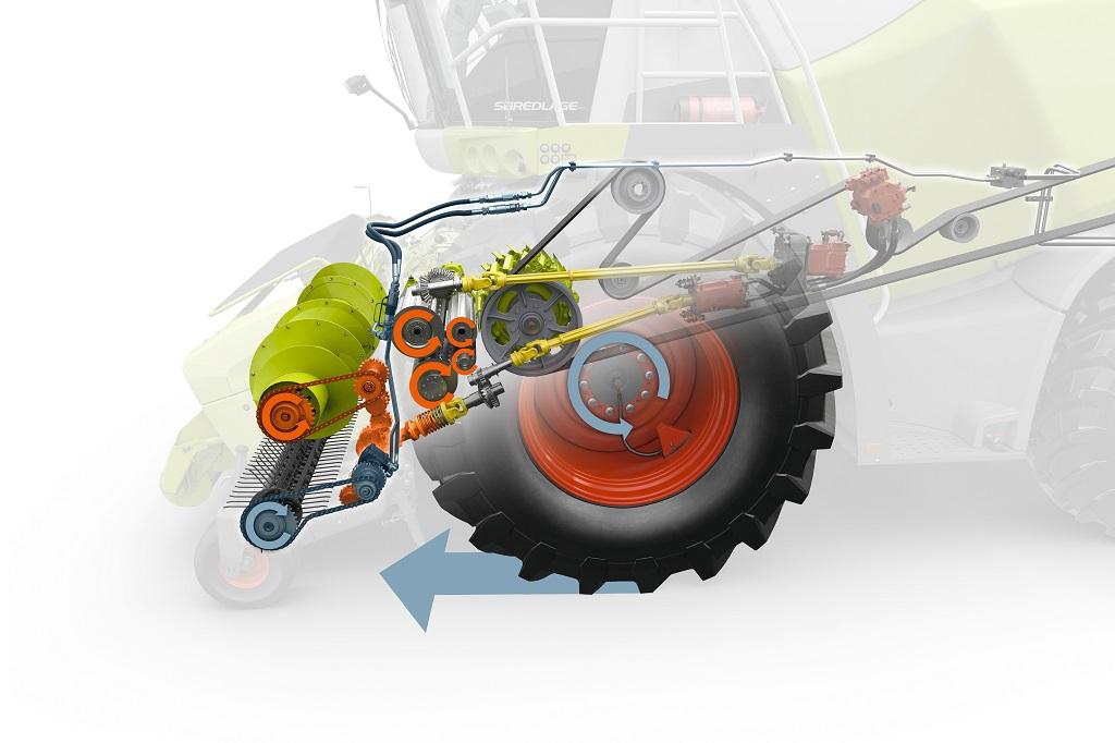 Nuevas características de equipamiento profesional para las picadoras JAGUAR 900 de CLAAS  - 4