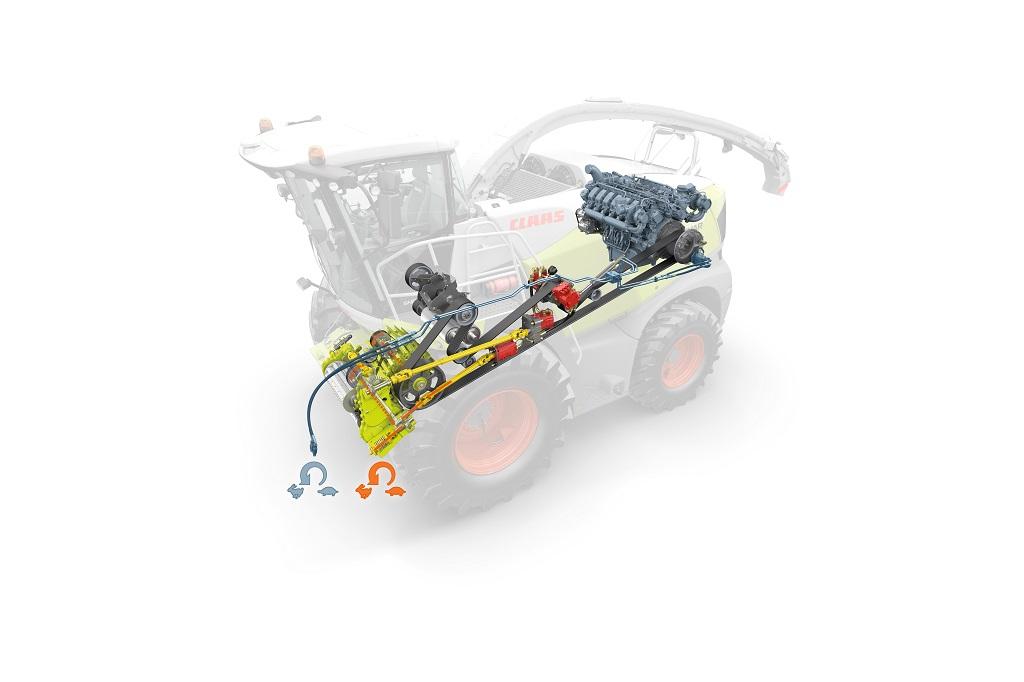 Nuevas características de equipamiento profesional para las picadoras JAGUAR 900 de CLAAS  - 1