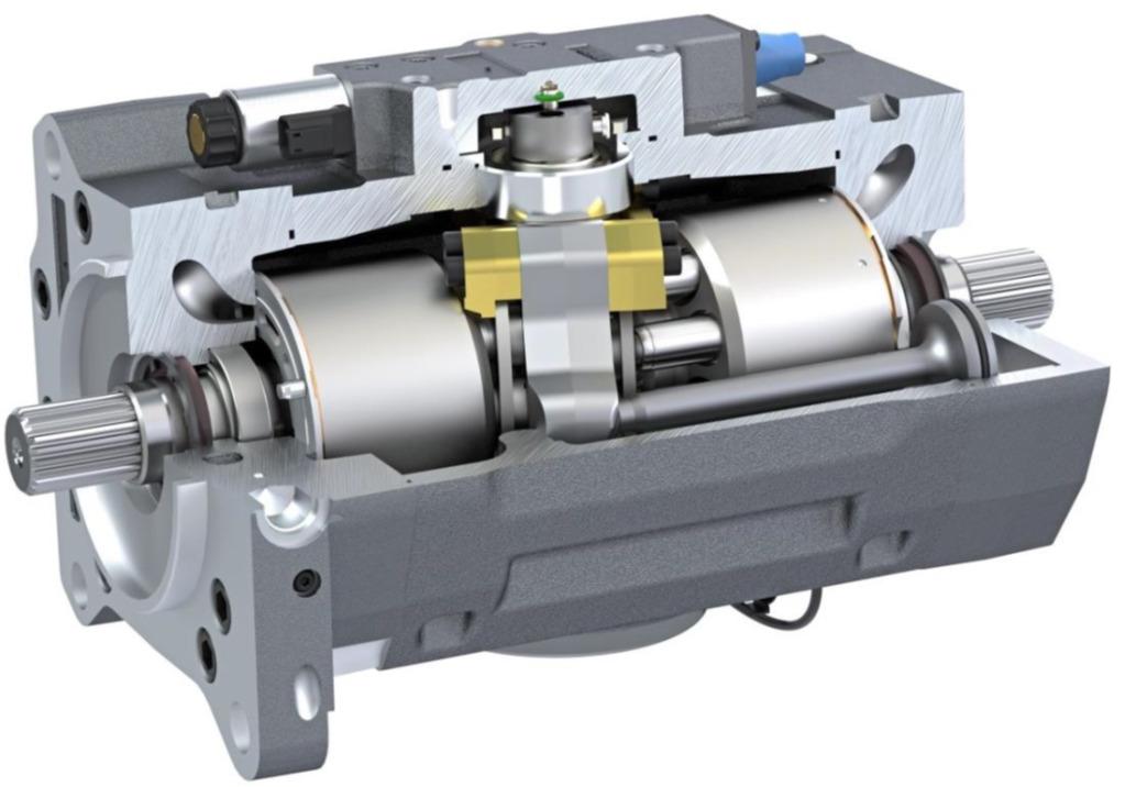 Nuevo motor de accionamiento para las cargadoras telescópicas CLAAS SCORPION - 4