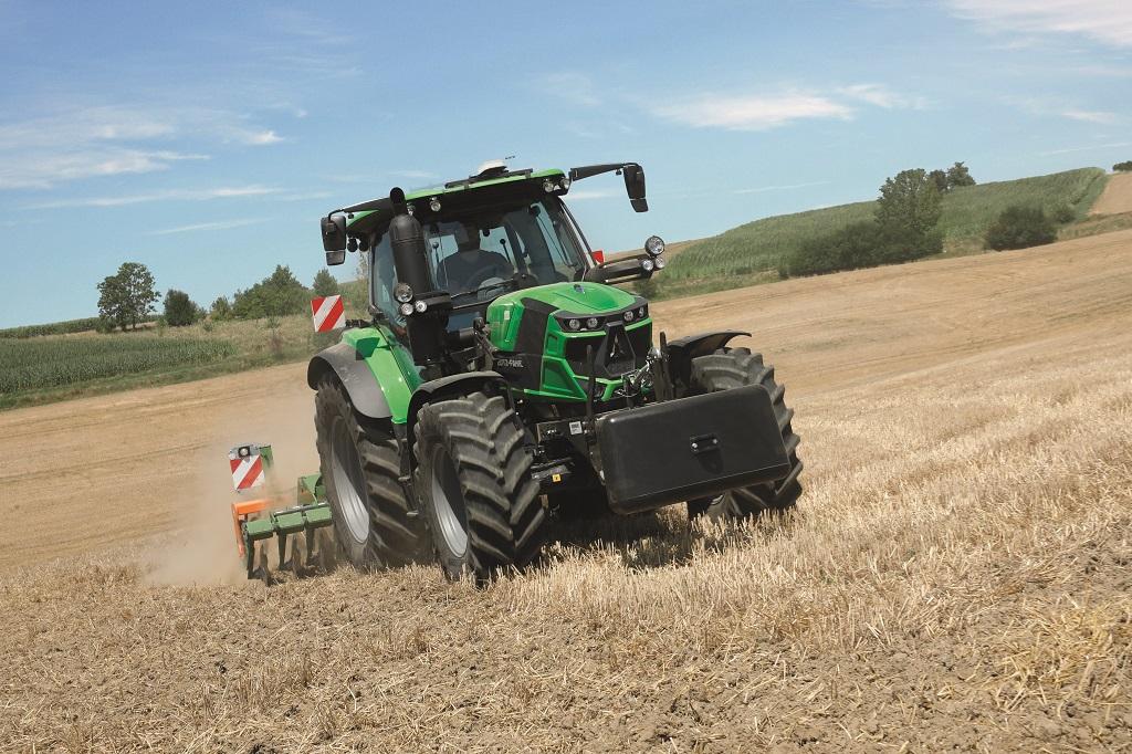 Nuevos productos centrados en la digitalización del sector agrícola DEUTZ-FAHR en Agritechnica 2019